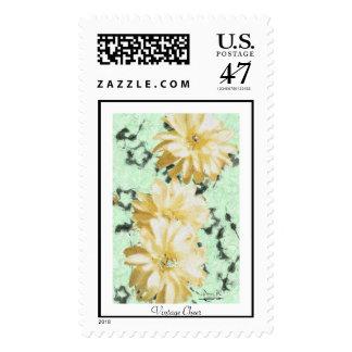 Alegría del vintage sellos