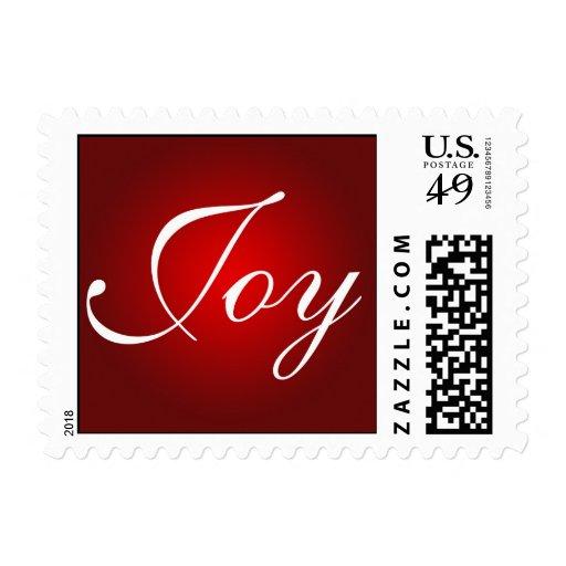 Alegría este sello del navidad