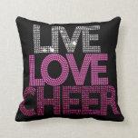 Alegría viva del amor - almohada