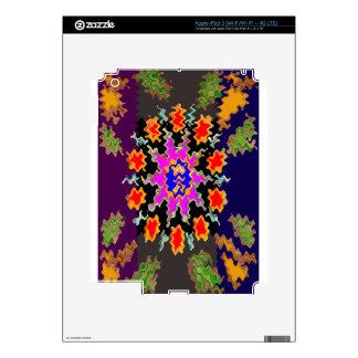 ALEGRÍAS a la vida - floral y a los modelos del Pegatinas Skins Para iPad 3