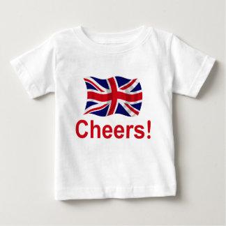 ¡Alegrías británicas! Remera
