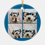 ¡Alegrías! Cree su propio collage del día de Adorno De Reyes