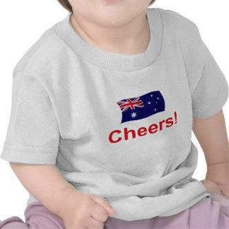 ¡Alegrías de Australia! Camiseta