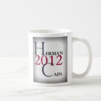 ¡Alegrías de Herman Caín 2012! Taza Clásica