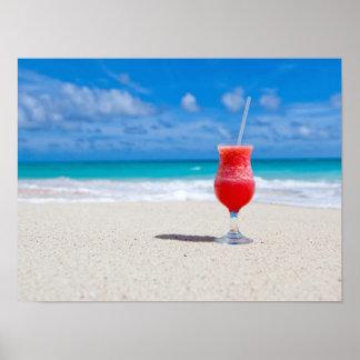 Alegrías de la playa póster