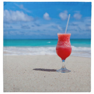Alegrías de la playa servilletas