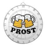 Alegrías de Prost de la taza de cerveza Tablero De Dardos