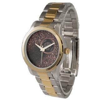 Alegrías del café relojes de pulsera
