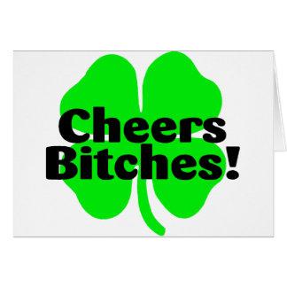 Alegrías del día del St Patricks Tarjetas