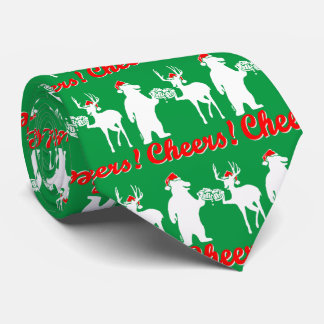 ¡Alegrías del navidad! Corbata