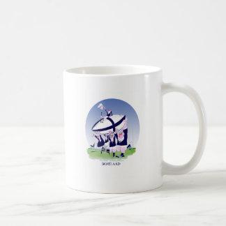alegrías escocesas del rugbi, fernandes tony taza de café