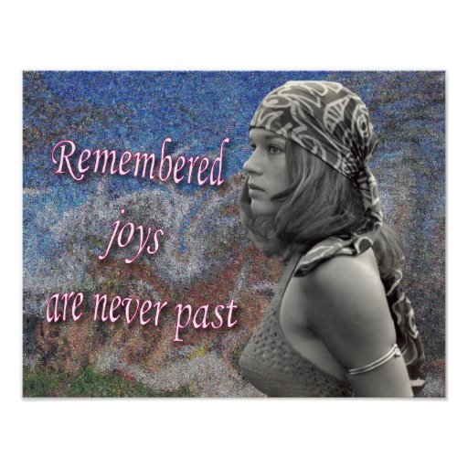 Alegrías recordadas póster