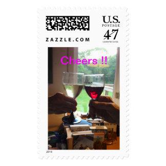 Alegrías Sellos Postales