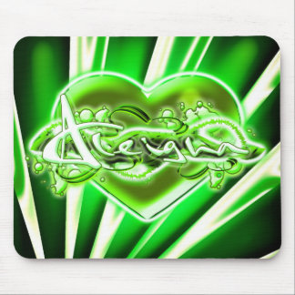 Aleigha Mouse Pad