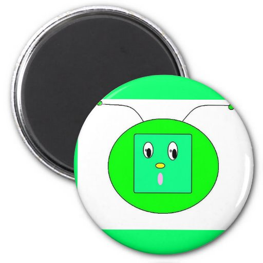 Alein 2 Inch Round Magnet