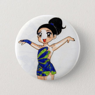 Alejandra 2 pinback button