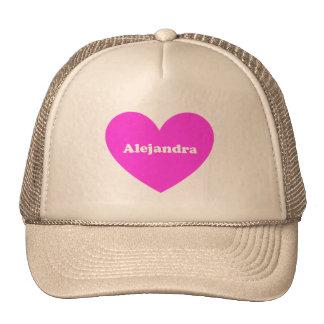 Alejandra Trucker Hat