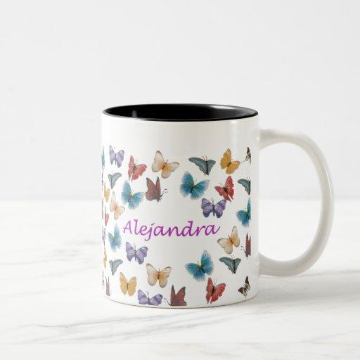 Alejandra Tazas De Café
