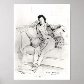 Alejandro Dumas Pere Impresiones