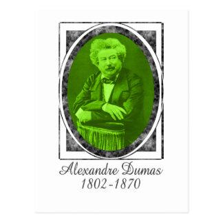 Alejandro Dumas Postales