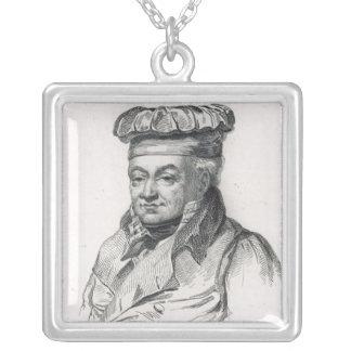 Alejandro Grimod de la Reyniere Collar Plateado