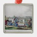 Alejandro I y Napoleon Ornamento Para Reyes Magos