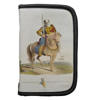 Alejandro II, rey de Escocia (1198-1249) 1214, f Planificadores