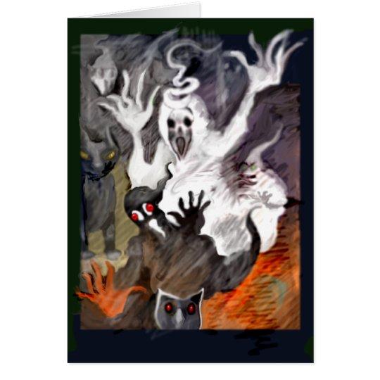 **Alejandro's Halloween legend** Card
