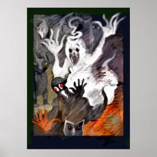 **Alejandro's Halloween legend** Posters