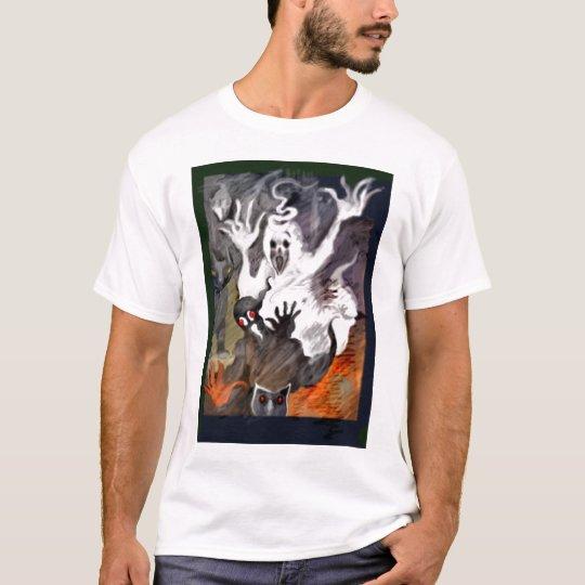 **Alejandro's Halloween legend** T-Shirt