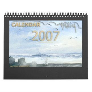 * Alejandro's Landscapes Calendar *
