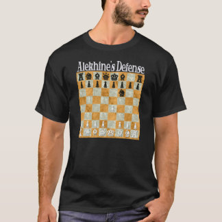Alekhine's Defense T-Shirt