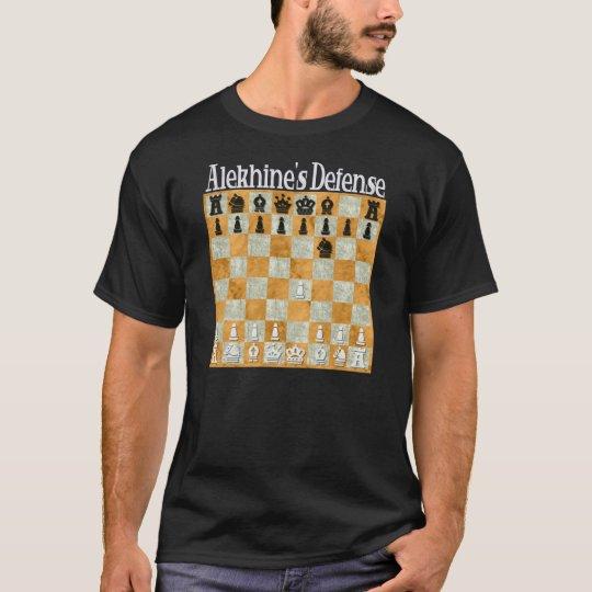 Alekhine's Defense T-Shirt