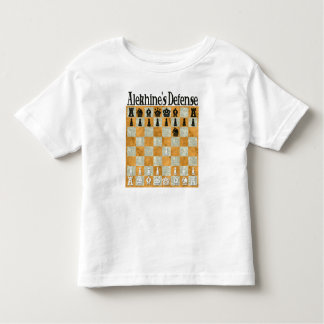 Alekhine's Defense Toddler T-shirt