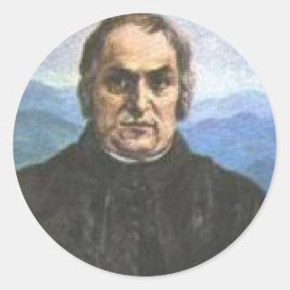 Aleksander Duchnovic Etiqueta Redonda