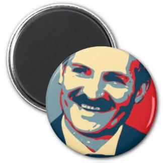Aleksandr Lukashenko maladec Fridge Magnet