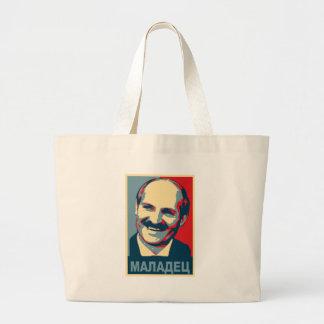 Aleksandr Lukashenko maladec Tote Bag
