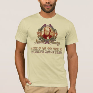 Aleksandr Solzhenitsyn Quote: State of War T-Shirt