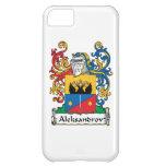 Aleksandrov Family Crest Case For iPhone 5C