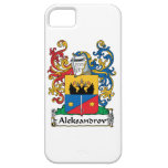 Aleksandrov Family Crest iPhone 5 Covers