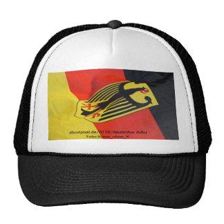 Alemán águila gorras de camionero