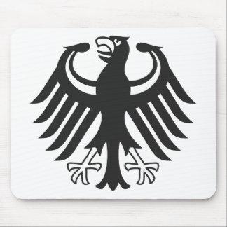 Alemán Bundesadler Mouse Pad