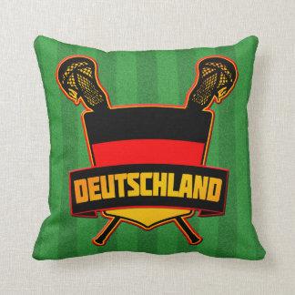 Alemán Deutsch LaCrosse Cojines