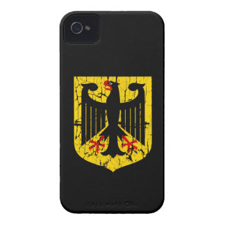 Alemán Eagle, apenado iPhone 4 Carcasa