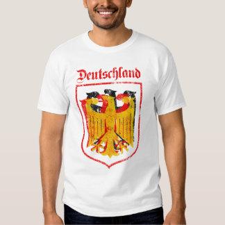 Alemán Eagle artístico Camisas