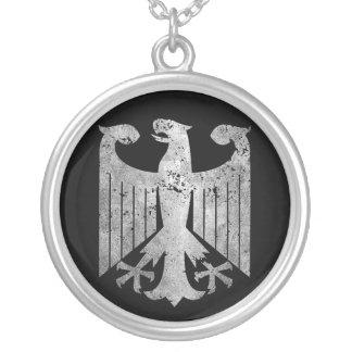 Alemán Eagle Colgante Redondo