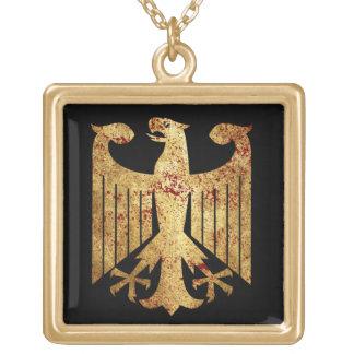 Alemán Eagle Collares Personalizados