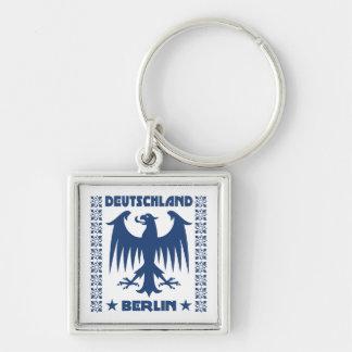 Alemán Eagle de Berlín Deutschland Llaveros