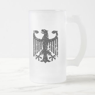 Alemán Eagle del vintage Tazas De Café