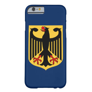 Alemán Eagle Funda Barely There iPhone 6
